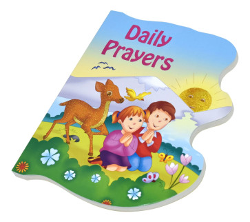 Daily Catholic Prayers (Sparkle Book)