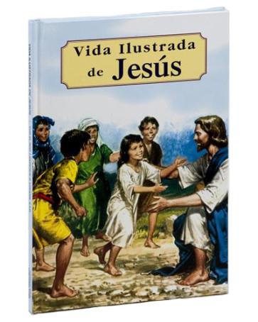 Vida Ilustrada De Jesus Book