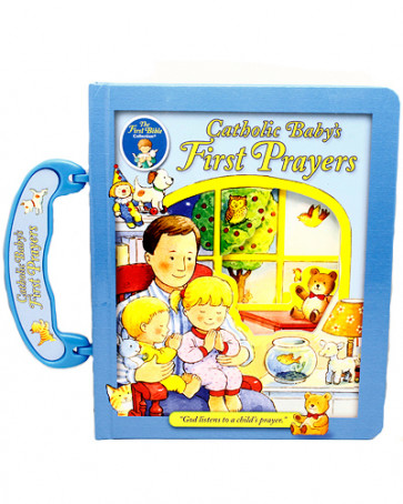 Catholic Babys First Prayer Books