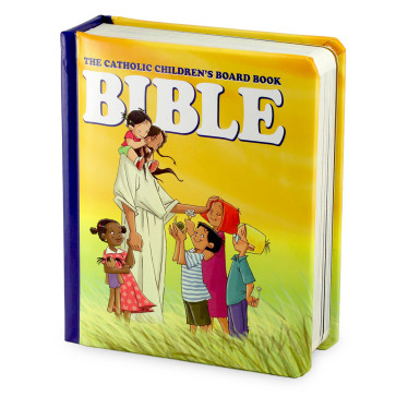 Catholic Children's Board Book Blible