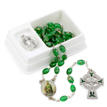 St. Patrick Catholic Gift Set