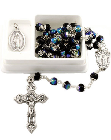 Our Lady of Miraculous Catholic Rosary Set