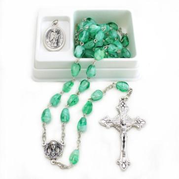 St Patrick Rosary Gift Set