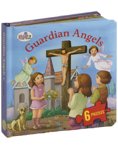 Guardian Angels (St  Joseph Beginner Puzzle Book)