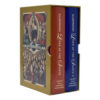 Illustrated Lives of the Saints Vol 1 & 2