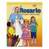 Libro Para Colorear Sobre El Rosario