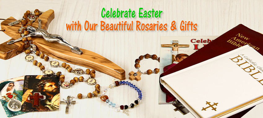 Easter Gifts | Rosary Mart.com