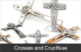 Crosses and Crucifixes Catholic