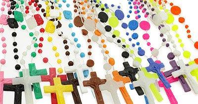 Plastic Rosaries